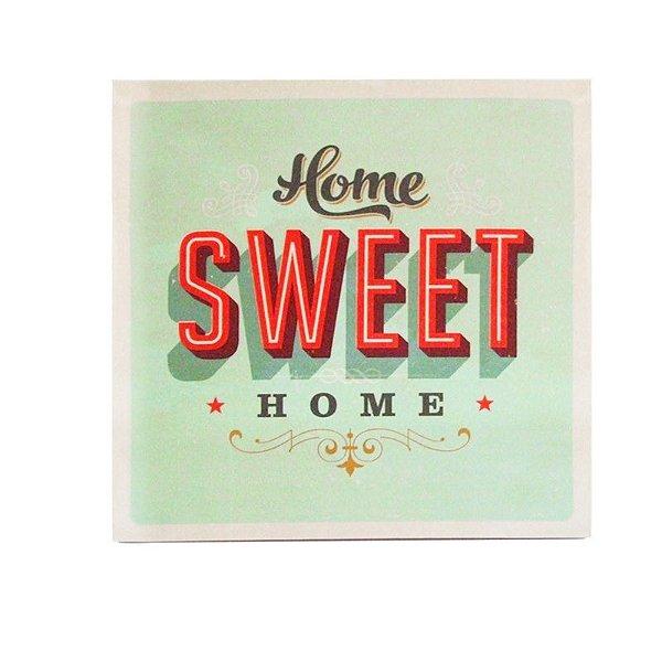 Quadro - Home sweet home