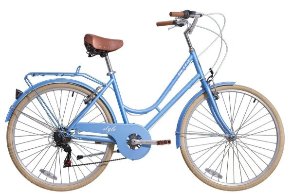 Bicicleta retrô Blitz - Style azul