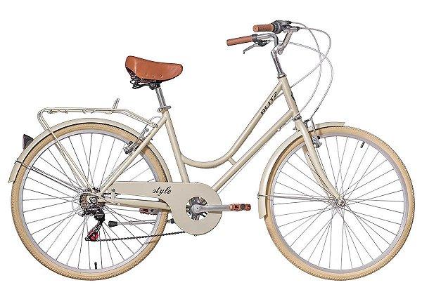Bicicleta retrô Blitz - Style creme