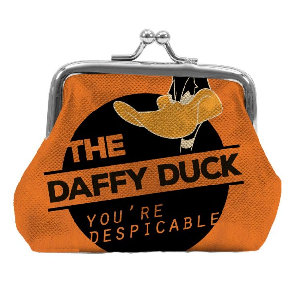 Porta moedas - Looney Daffy Duck