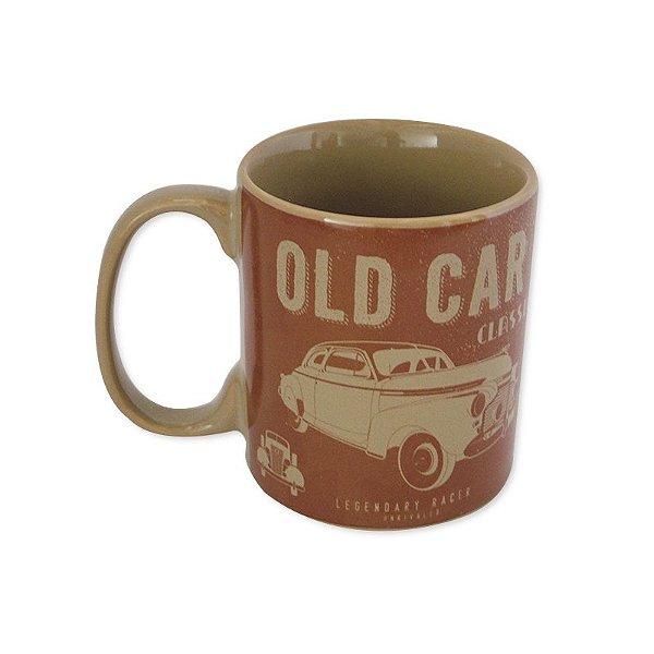 Caneca - GM Vintage old car