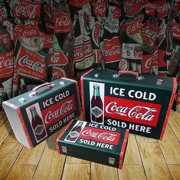 Maletas Ice Cold Coca-cola