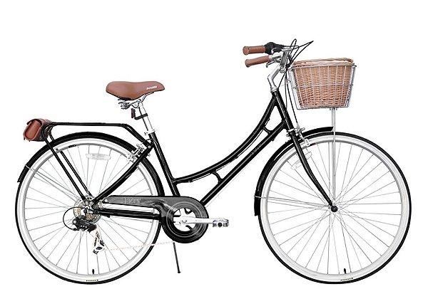 Bicicleta retrô XDS- Nadine Black