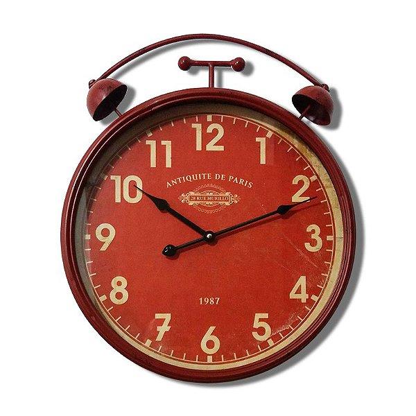 Relógio de parede Antiquete de Paris