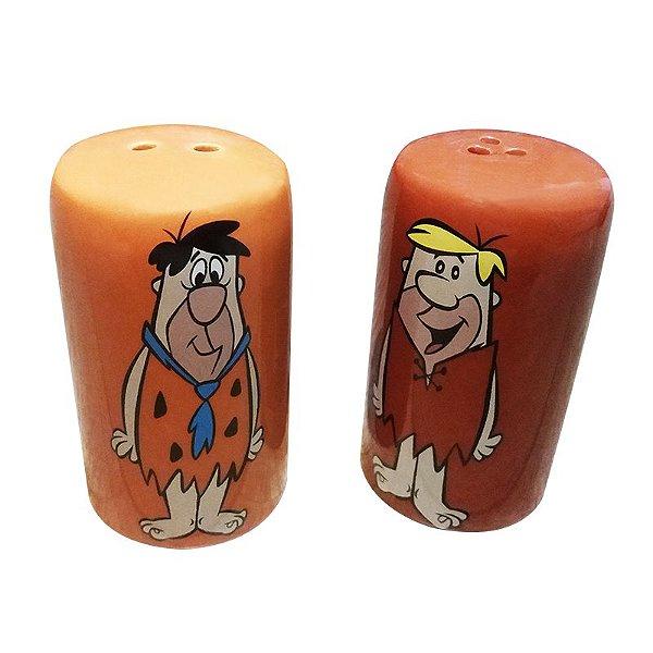 Saleiro e Pimenteiro - Fred & Barney Flintstones