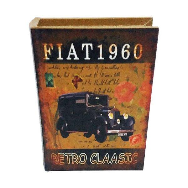 Livro caixa - Fiat 1960