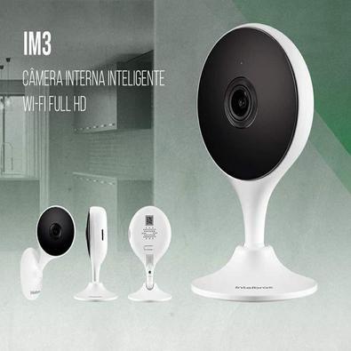Câmera wi-fi Intelbras