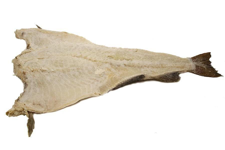 BACALHAU Gadus Morhua - com pele 8/10  (kg)