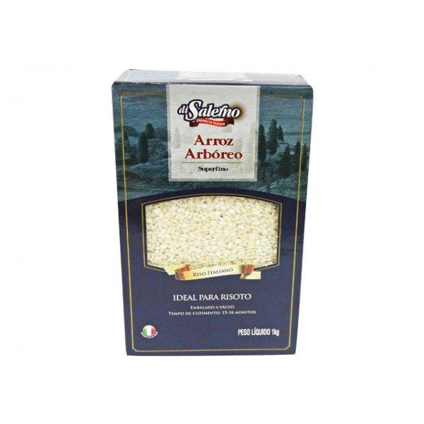 ARROZ ARBÓREO - Di Salermo - (1kg)