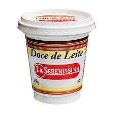 DOCE DE LEITE La Sereníssima 400g (un)