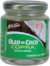 ÓLEO DE COCO Extra Virgem (200ml)