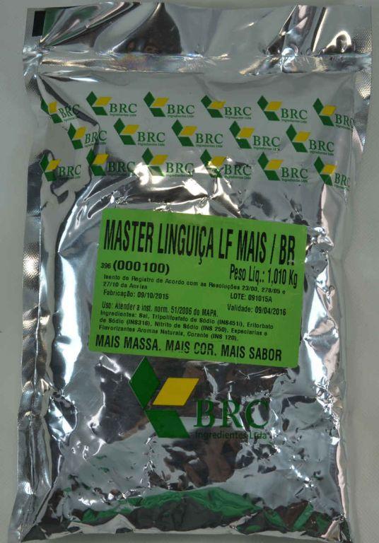 MASTER LINGUIÇA LF MAIS  (Tempero pronto p feitura linguiça) (1kg)