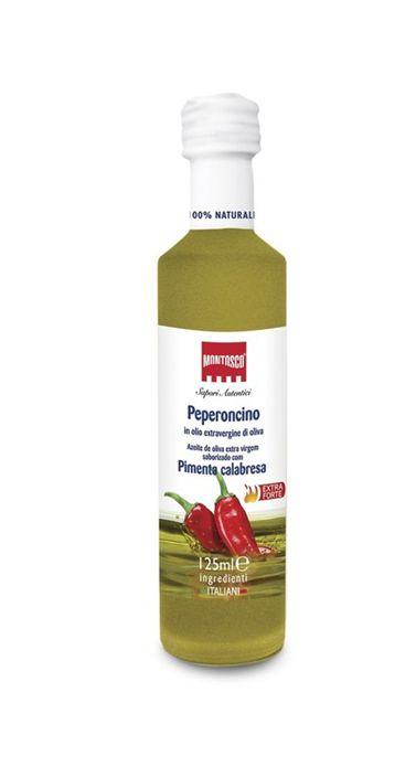 AZEITE Extra Virgem - MONTOSCO -com Pimenta Calabresa (100ml)
