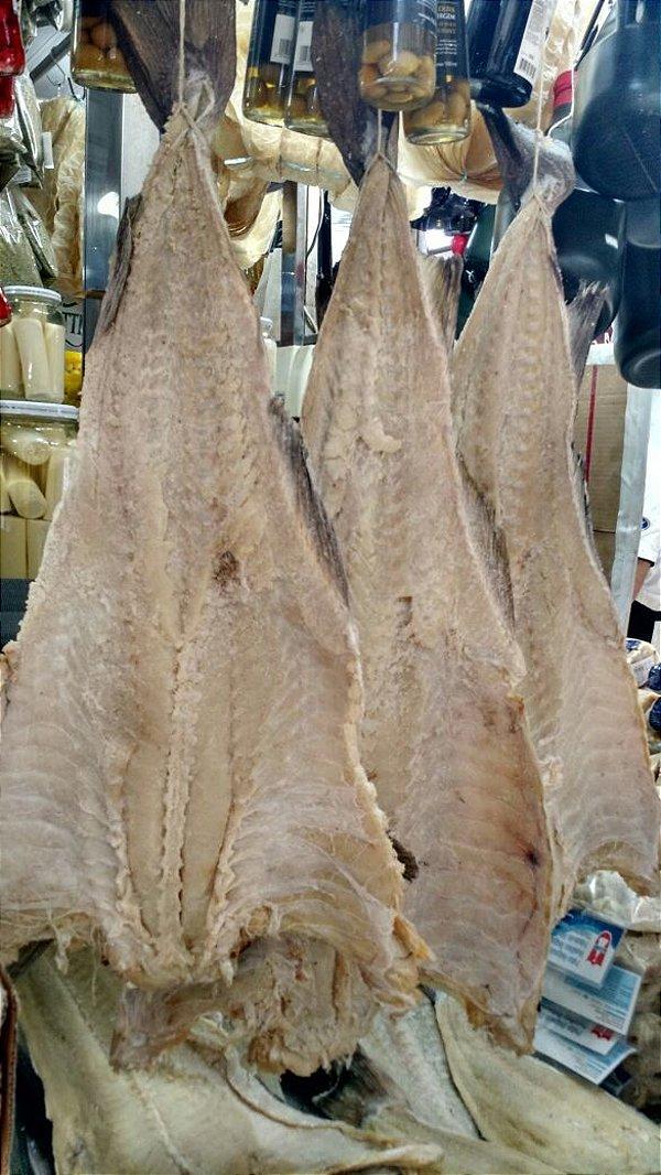 BACALHAU Morhua - com pele 11/15 (kg)