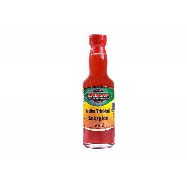 MOLHO de pimenta Trinidad Scorpion (50ml)