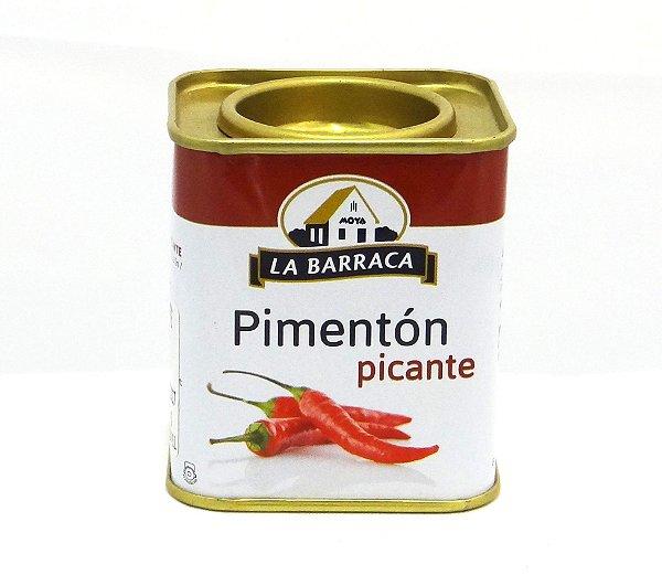 PÁPRICA - Pimentão picante defumado (75g)