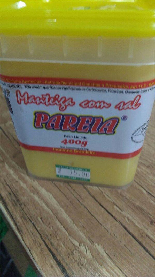 MANTEIGA com sal PAREIA (400g)