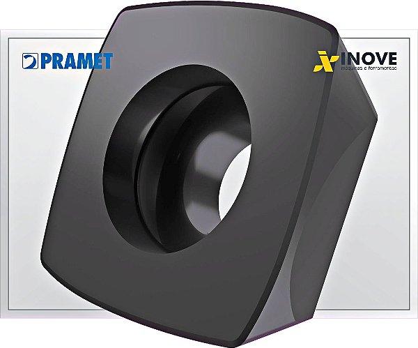 Inserto fresamento alto avanço ZDCW 070304: 7215 PRAMET - Caixa com 10 peças
