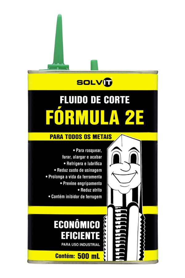 Fluído Sintético para Corte de Metais FÓRMULA 2-E