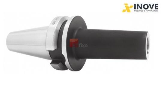 CONE PORTA FRESA ROSCADO BT40 M10 L75mm