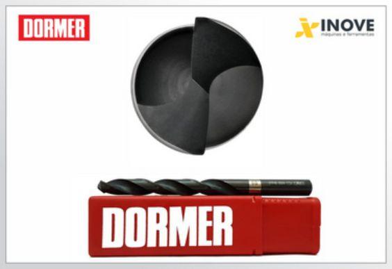 BROCA HSS Ø17.0 DIN338 MODELO A10017.0 - DORMER
