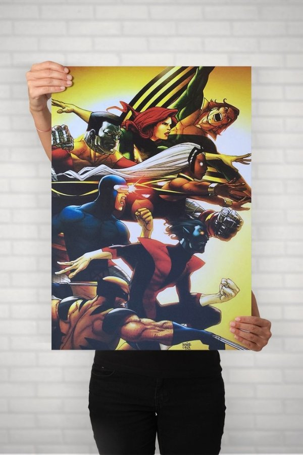 X-Men - Quadro PVC - 60x40cm