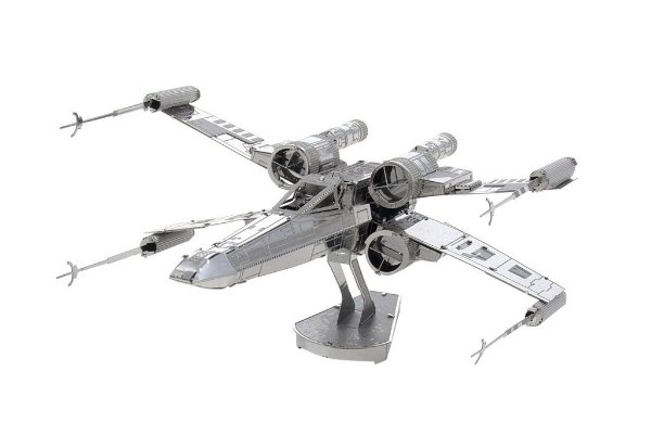 X-Wing (Réplica de Metal) - Star Wars - Fascinations