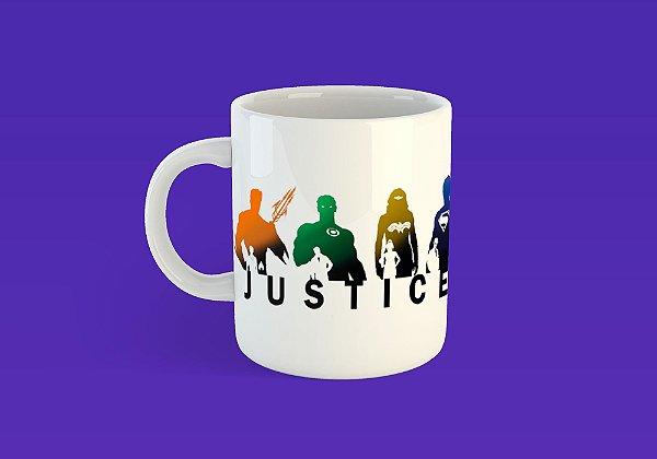 Caneca LP - Liga da Justiça
