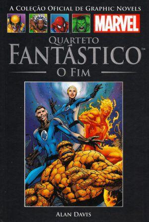 Quarteto Fantástico - O Fim