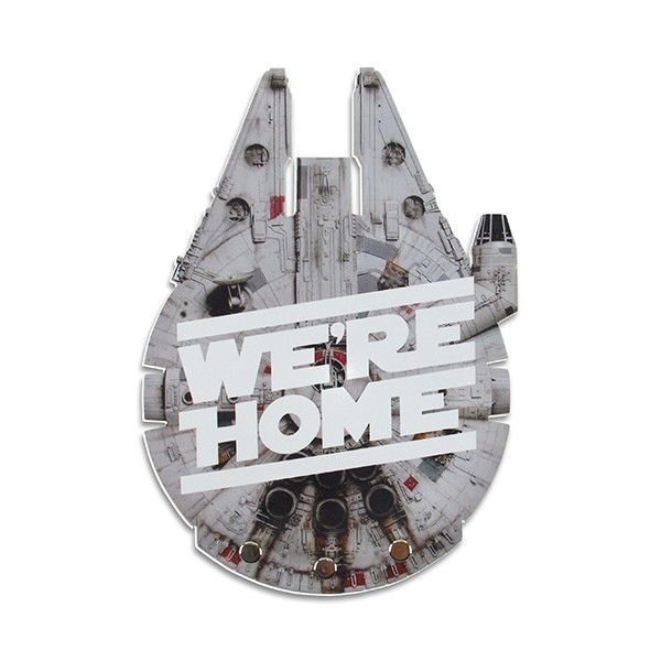 Porta Chaves Millenium Falcon We're Home
