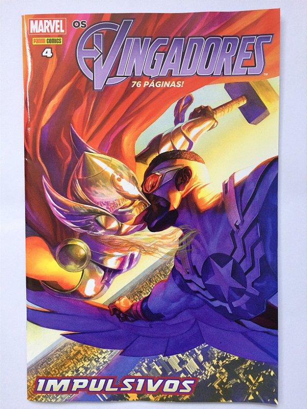 Os Vingadores - Impulsivos