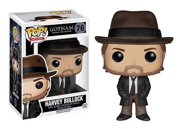 Funko Pop - Gotham - Harvey Bullock