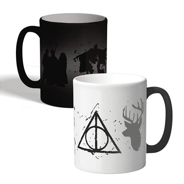 Caneca Mágica LP - Harry Potter