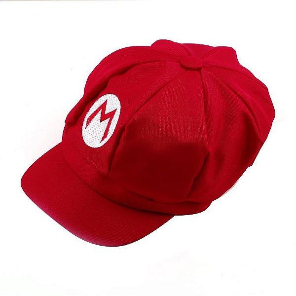 Chapéu Super Mario