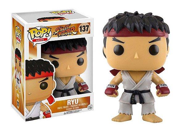 Funko POP! RYU - Street Fighter