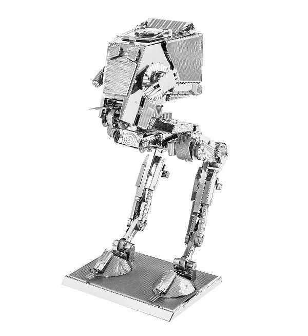 AT-ST Walker Star Wars - 3D Metal Model - Quebra Cabeça 3D