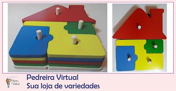 Casa Pedagógica - Educando com Arte
