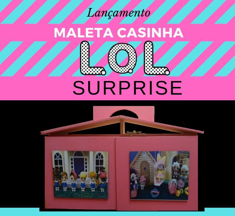 Maleta Casinha da LOL Surprise
