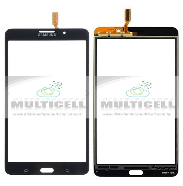 TELA TOUCH SCREEN SAMSUNG SM-T231 7