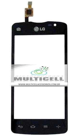 TELA TOUCH SCREEN LG D227 L50 PRETO 1ªLINHA