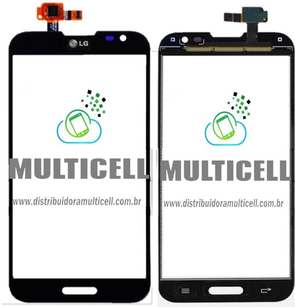 TELA TOUCH SCREEN LG E980/E985/E989 OPTIMUS G PRO PRETO ORIGINAL