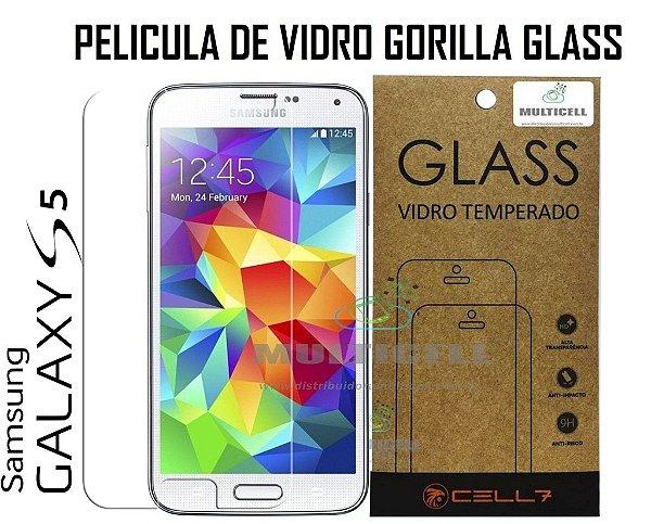 PELICULA DE VIDRO DIAMANT G800 SAMSUNG GALAXY S5 MINI  GORILLA GLASS