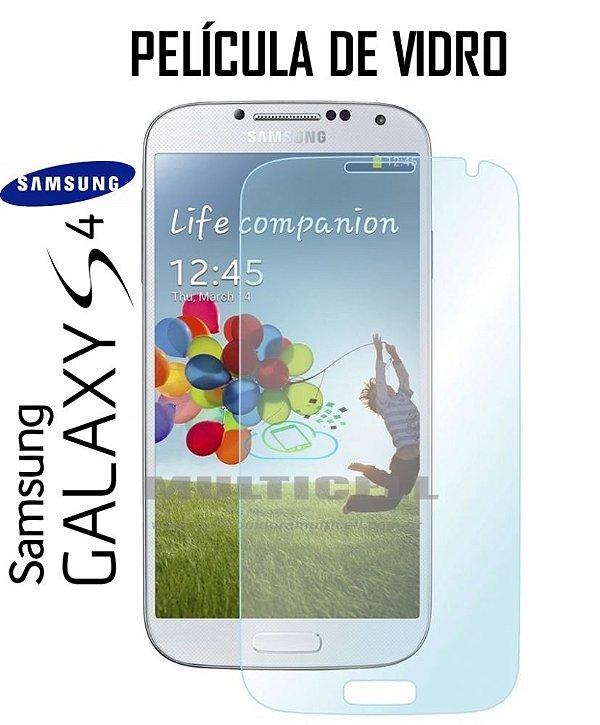 PELICULA DE VIDRO I9500 I9505 I9515 SAMSUNG GALAXY S4  2,5mm