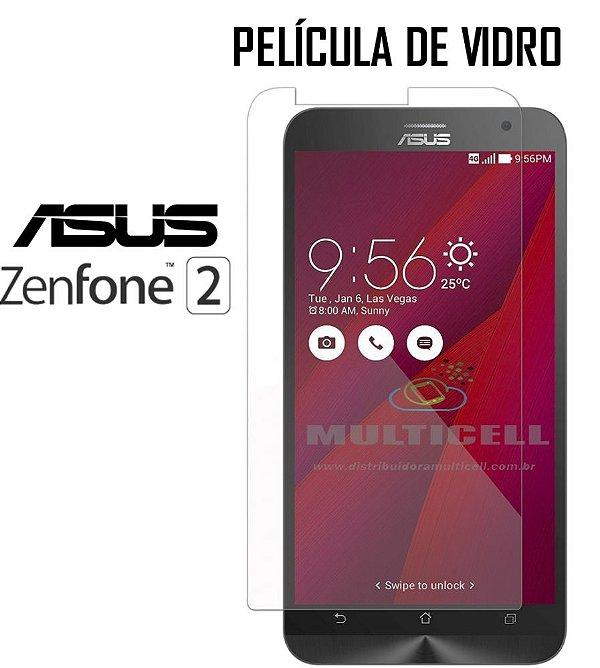 PELICULA DE VIDRO ASUS ZE550 ZE551 ZENFONE 2  (EMBALAGEM SIMPLES)