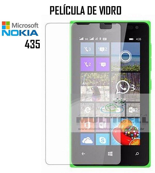 PELICULA DE VIDRO NOKIA MICROSOFT LUMIA 435 LUMIA 532 0.3mm