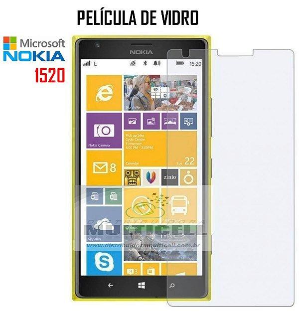 PELICULA DE VIDRO NOKIA MICROSOFT LUMIA 1520 0.33mm