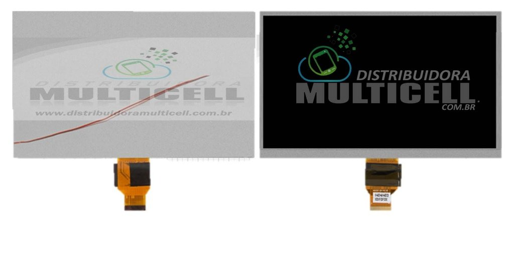 DISPLAY LCD CCE TR101 MOTION TAB 10.1' ORIGINAL