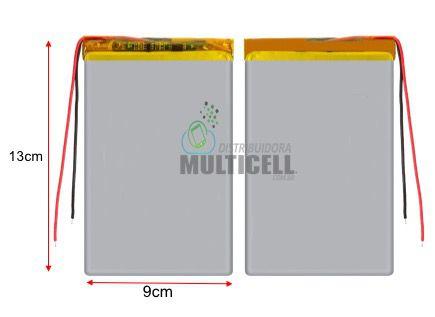 """BATERIA PARA TABLET UNIVERSAL 8"""" 9"""" 9,8"""" 10"""" 4000mAh 3.7V ORIGINAL"""