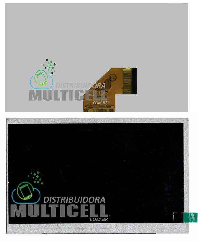 DISPLAY LCD MULTILASER M7s FLEX CURVO ORIGINAL