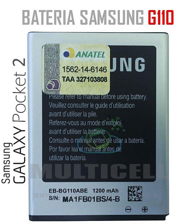 BATERIA SAMSUNG G110 GALAXY POCKET 2 EB-BG110ABE ORIGINAL